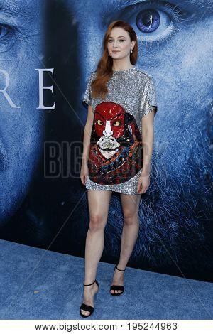 LOS ANGELES - JUL 12:  Sophie Turner at the