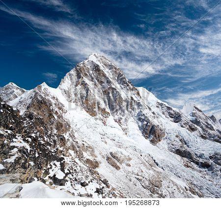 Mount Pumori, Nepal