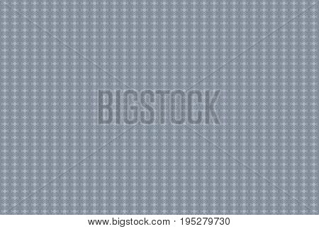 Background small mosaic small cell gray oval folded into a square folded into a vertical line