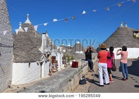 Italy - Alberobello