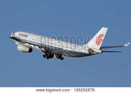 Airbus A330 Aircraft Airchina