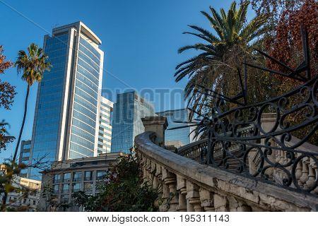 Santiago, Chile Skyscrapers