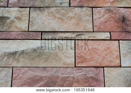 Brick work in om wall in Cincinnati Ohio