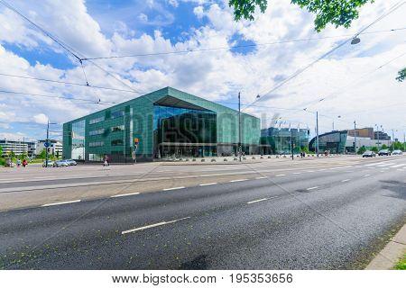 Helsinki Music Center (musiikkitalo)