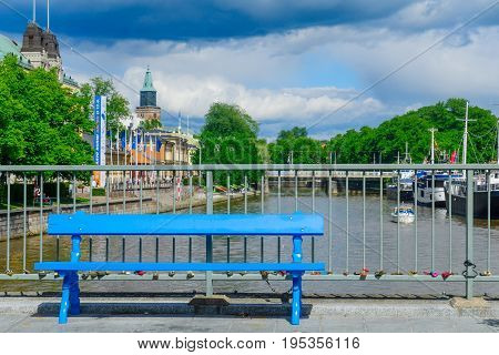 Theatre Bridge, In Turku