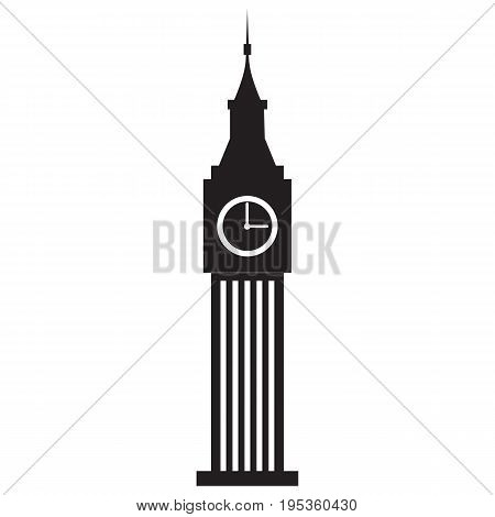 Incredibly Detailed Big Ben clock london england clock tower