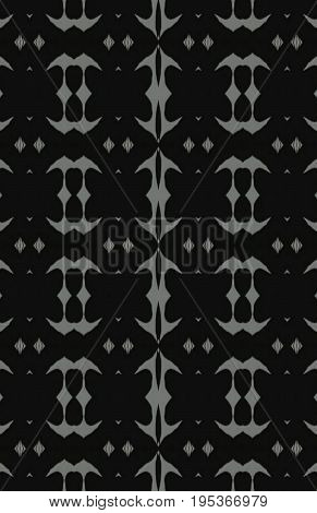 Batik pattern. The fate design of batik