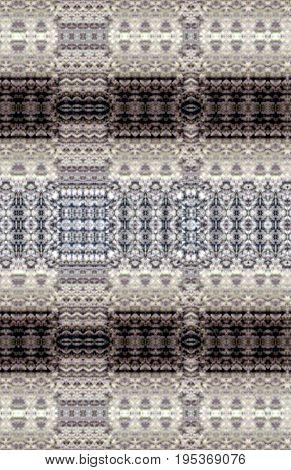 Batik Indonesia. The fate design of batik