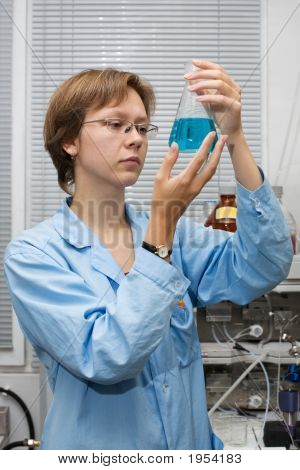 Scientist,Flask