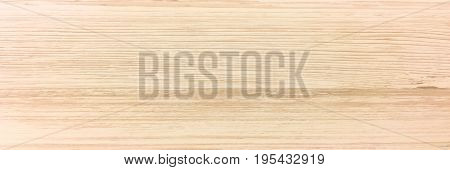 Light wood texture background surface with old natural pattern or old wood texture table top view.