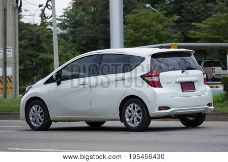 New Eco Car Nissan Note.