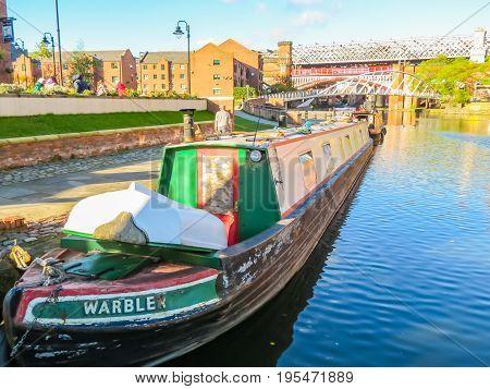 Castlefield, Manchester, England, United Kingdom