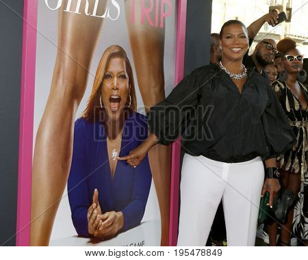 LOS ANGELES - JUL 13:  Queen Latifah at the
