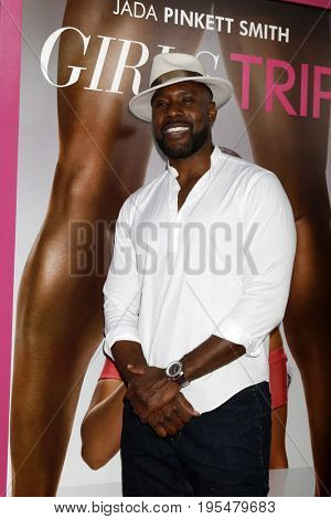 LOS ANGELES - JUL 13:  Morris Chestnut at the