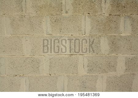 textured background of brick wall smoothly laid laying