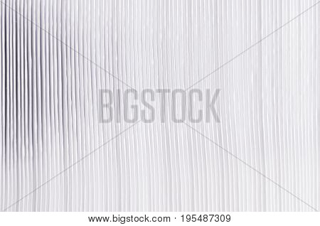Striped gradient white texture paper abstract background.