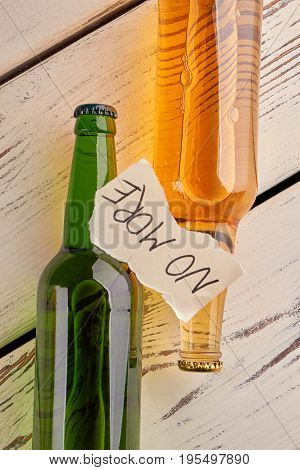 Alcoholism addiction treatment, right path. Beer addiction and recovery ways.