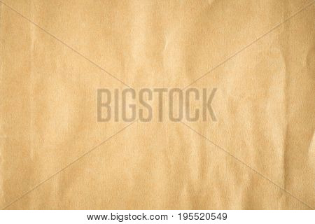Abstract brown recycled paper texture background for design