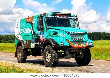 Iveco 4X4 Drnl