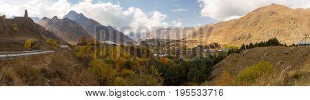 Landscapes Of The Georgian Military Road, Georgia