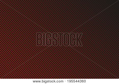 Dark abstract background red and black striped pattern vector illustration