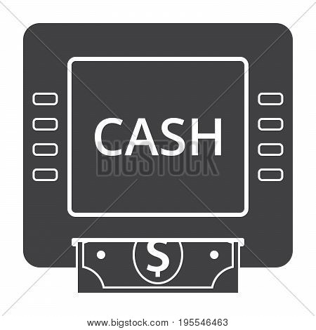Atm, automated teller machine or cash machine