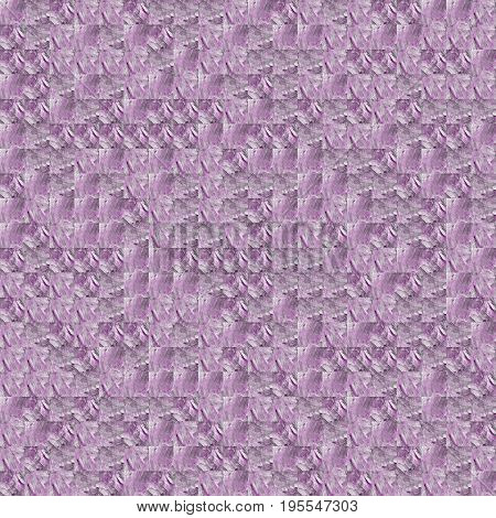 Abstract Grunge Purple Texture Fractal Patterns