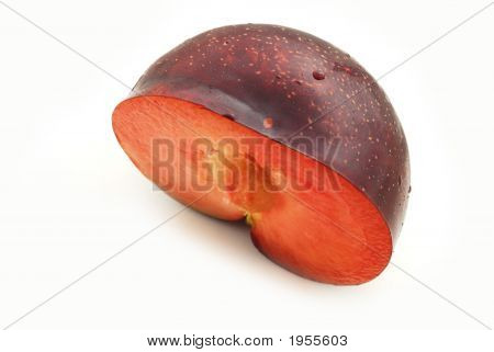 Spliting Plum