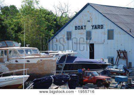 Old Boatyard