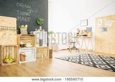 Upcycled Hipster Flat With Diy Furniture