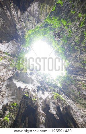 Batu Caves in Kulala Lumpur, Malaysia, Asia