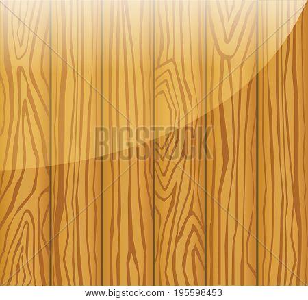Background of wood grain illustration art design