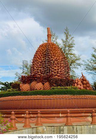 Big Durian Monument