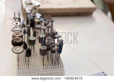 Workshop Polishing Tools