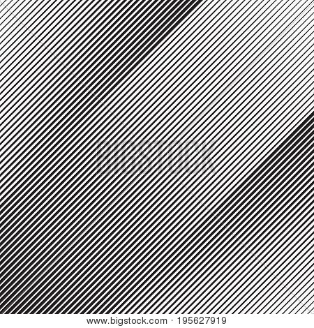diagonal halftone lines. edgy stripes vector background