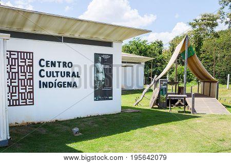Memorial Rondon And The Centro De Memoria Indigena