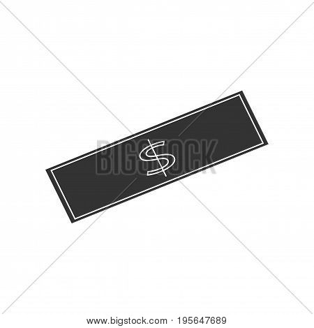 Money paper icon. Paying cash vector. Finance symbol.