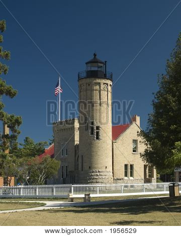 Mackinaw Lighthouse