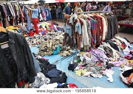 Flea Market Clothes