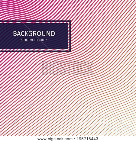 Minimal pink background. Geometric halftone gradients. Eps10 vector