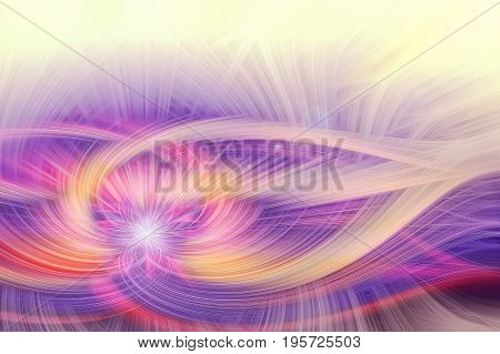 Optical abstract twisted light. Fibers effect background. Power energy element. Hypnotize motion cosmic waves