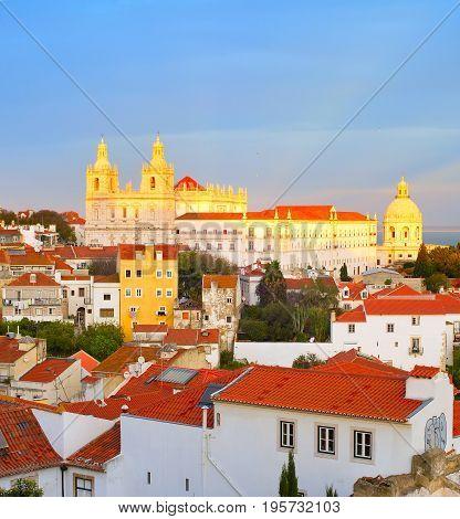 Vicente De Fora Monastery, Lisbon