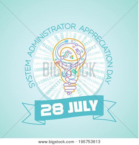 28 July  System Administrator  Day