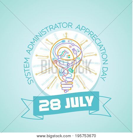 28 July  System Administrator