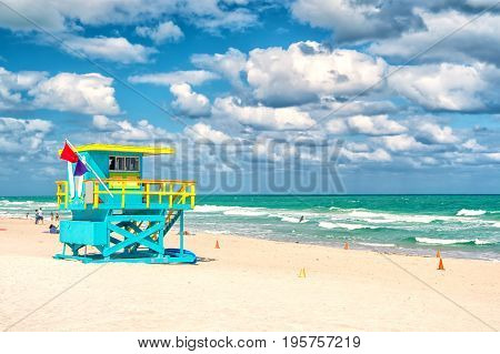 South Beach, Miami, Florida, Lifeguard House