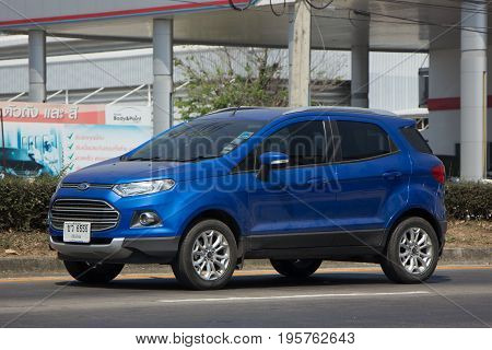 Private Car Ford Ecosport Suv Car For Urban User.