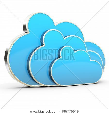3D Cloud Computing Power