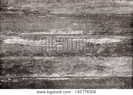 Rustic Old Wooden Weathered Plank Timber Background - Grey - Gray Color