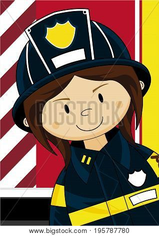 Cute Fireman 46