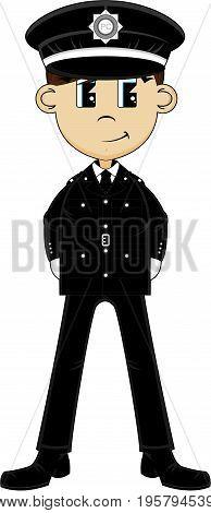 British Policeman 2011.eps
